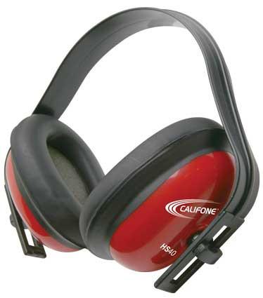 Califone HS40 hearing protector earmuffs for kids