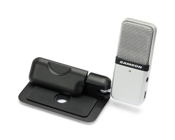 Samson Go MIc portable USB microphone for use with Sonocent Audio Notetaker