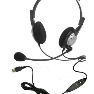 andrea stereo headset
