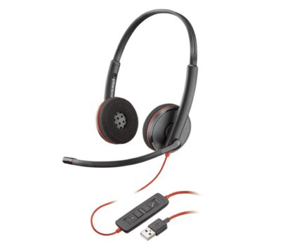 Poly Plantronics Blackwire C3220 USB Stereo Headset Dragaon