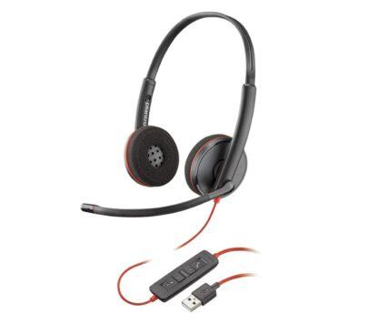 Poly Plantronics Blackwire C3220 USB Stereo Headset Dragaon