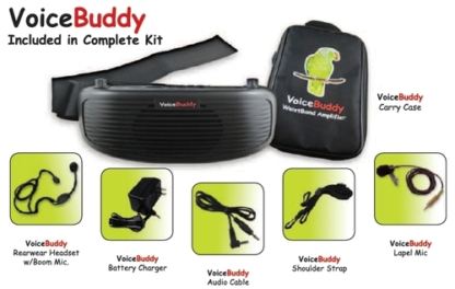 VoiceBuddy Personal Voice Amplifier